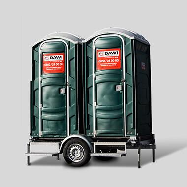 WC-Anhänger