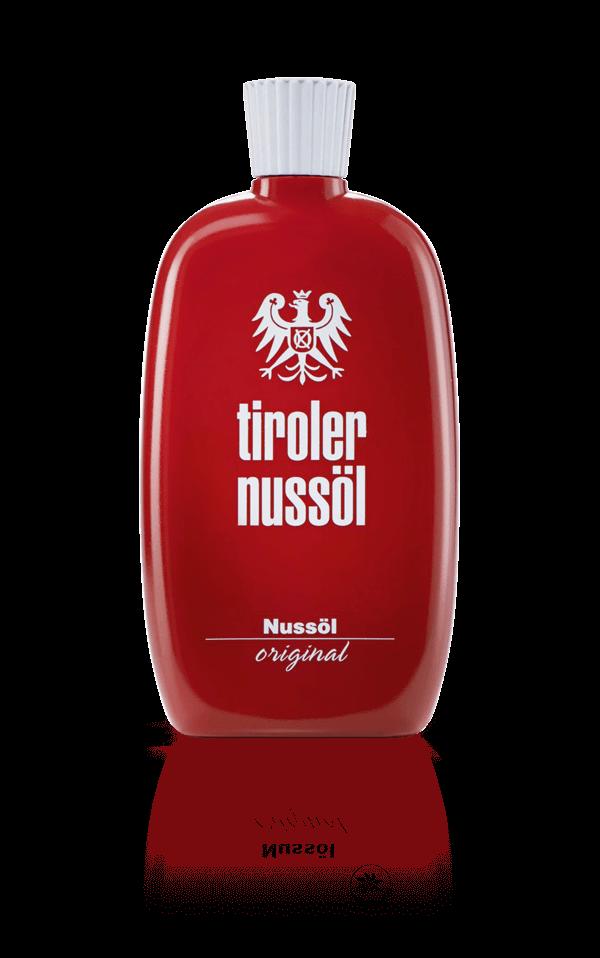 Tiroler Nussöl geschenkt!